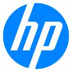 HP logo shillong computer store